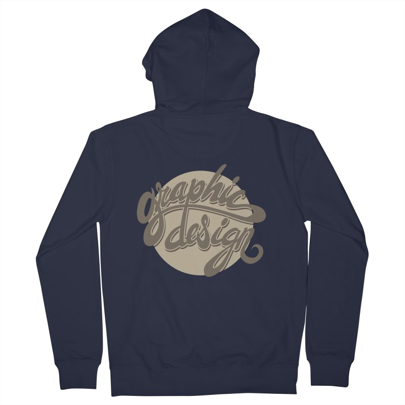 Graphic Design Women's Zip-Up Hoody by goofyink's Artist Shop