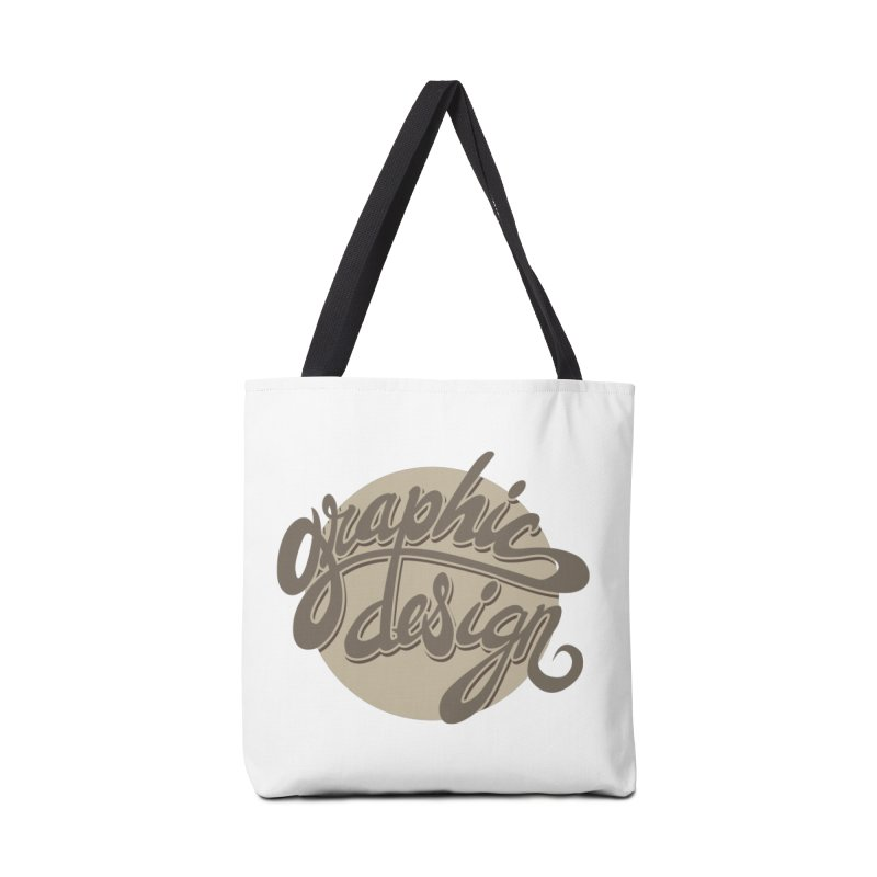 Graphic Design Accessories Bag by goofyink's Artist Shop