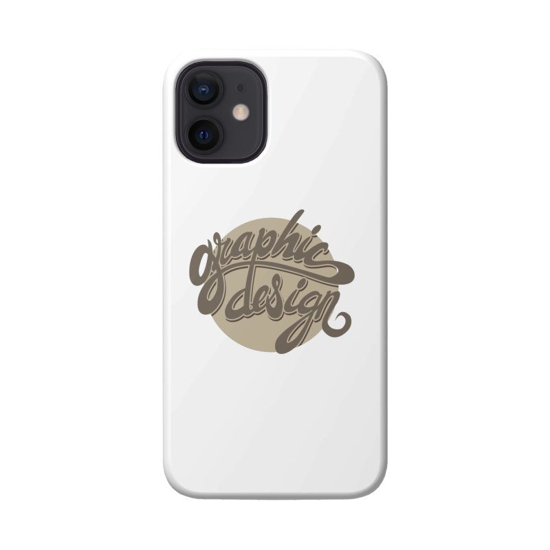 Graphic Design Accessories Phone Case by goofyink's Artist Shop
