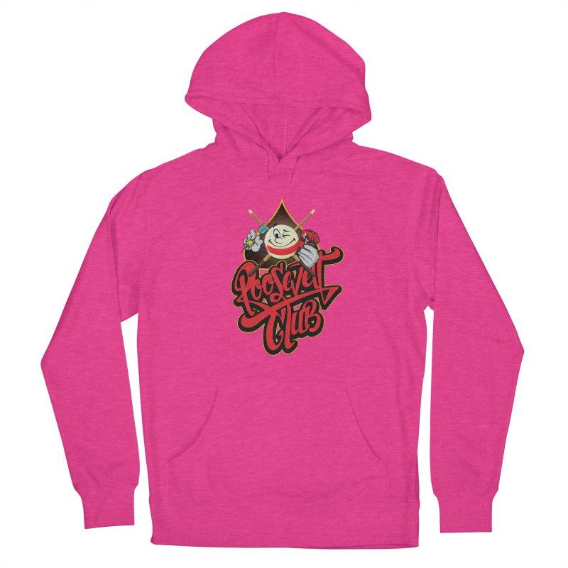 Roosevelt Club Logo Women's Pullover Hoody by goofyink's Artist Shop