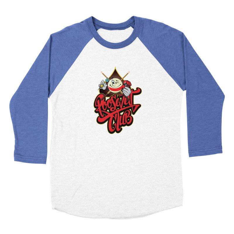 Roosevelt Club Logo Men's Longsleeve T-Shirt by goofyink's Artist Shop
