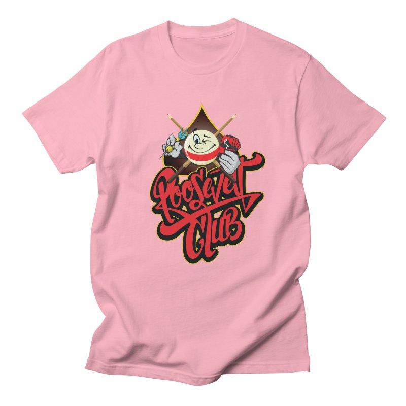 Roosevelt Club Logo Women's Regular Unisex T-Shirt by goofyink's Artist Shop