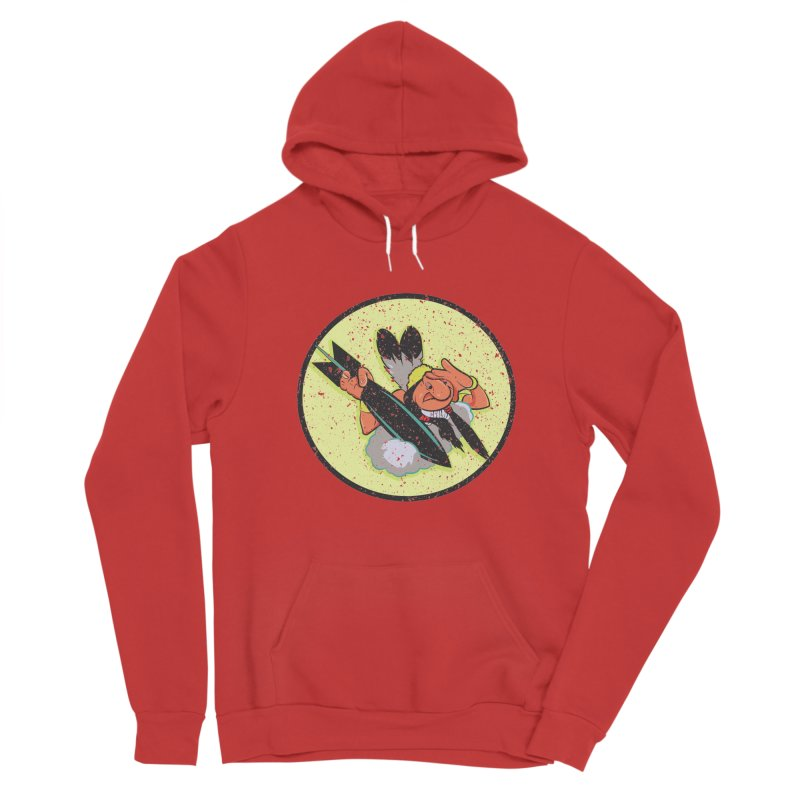 462nd bomber squadron Men's Pullover Hoody by goofyink's Artist Shop
