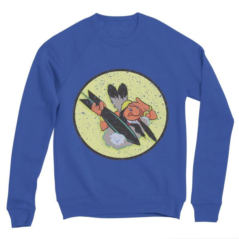 462nd bomber squadron Women's Sponge Fleece Sweatshirt by goofyink's Artist Shop
