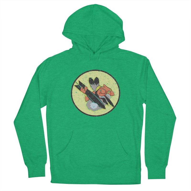 462nd bomber squadron Women's Pullover Hoody by goofyink's Artist Shop