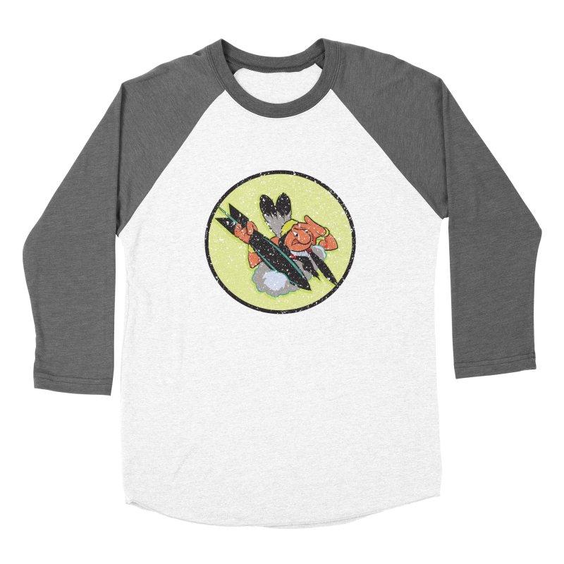 462nd bomber squadron Women's Longsleeve T-Shirt by goofyink's Artist Shop