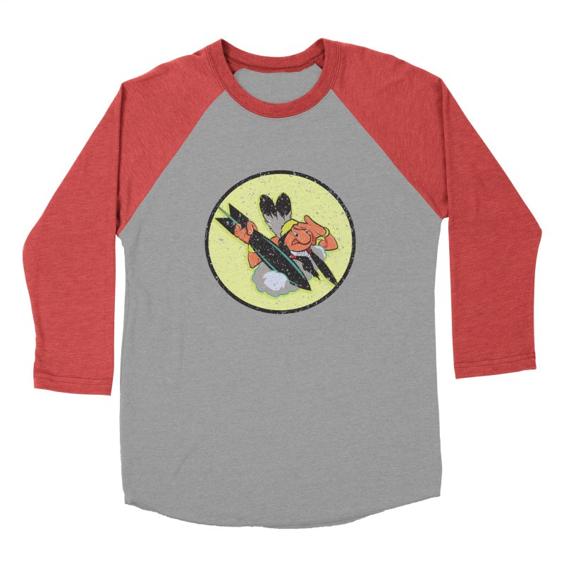 462nd bomber squadron Men's Longsleeve T-Shirt by goofyink's Artist Shop