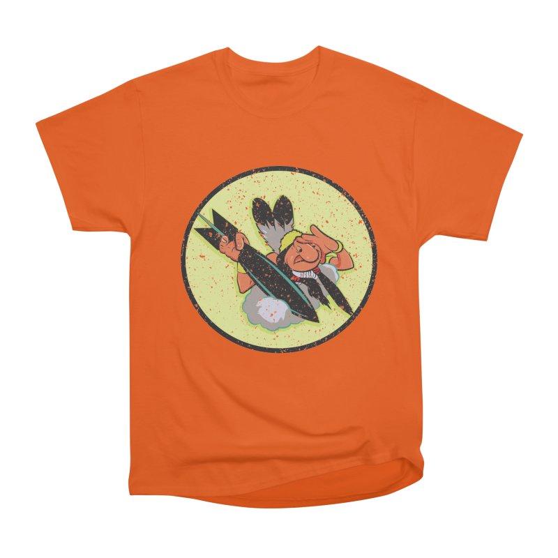462nd bomber squadron Men's Heavyweight T-Shirt by goofyink's Artist Shop