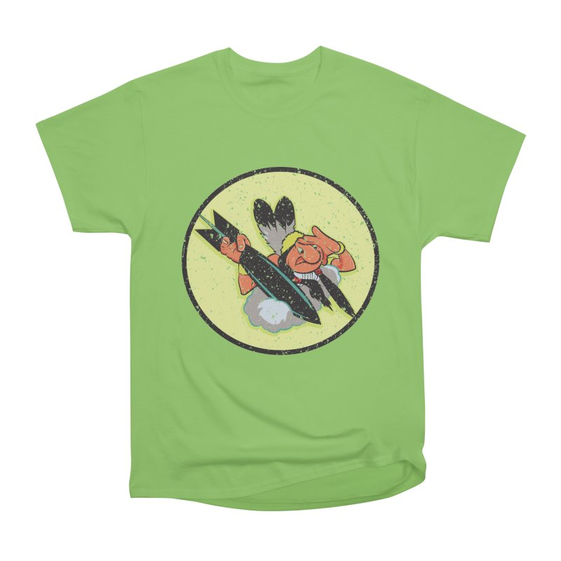 462nd bomber squadron Women's Heavyweight Unisex T-Shirt by goofyink's Artist Shop
