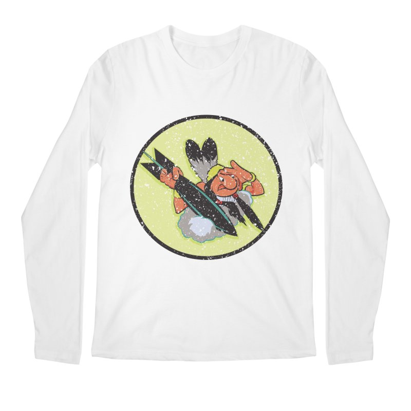 462nd bomber squadron Men's Longsleeve T-Shirt by goofyink's Artist Shop