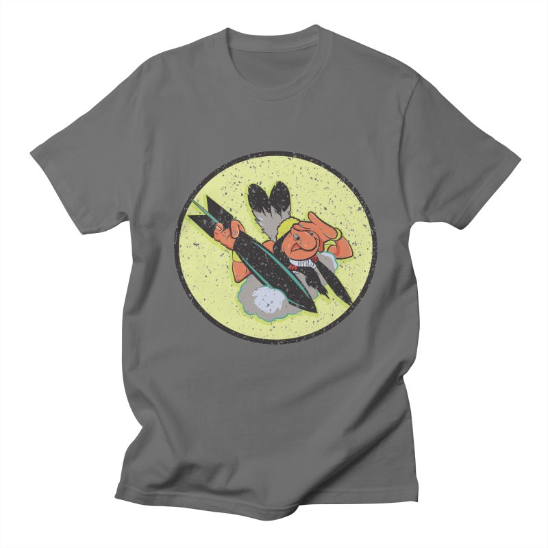 462nd bomber squadron Men's T-Shirt by goofyink's Artist Shop