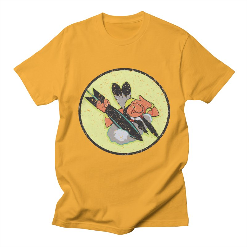 462nd bomber squadron Men's Regular T-Shirt by goofyink's Artist Shop
