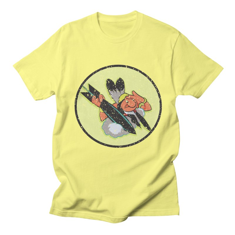 462nd bomber squadron Men's Regular T-Shirt by goofyink's Artist Shop