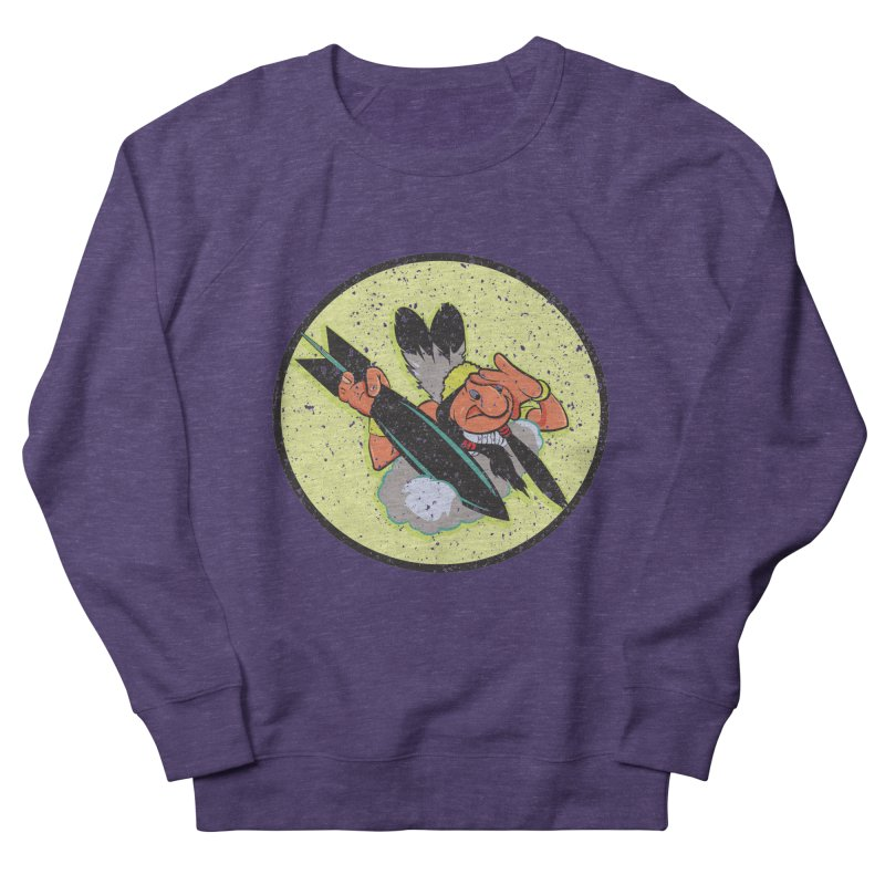 462nd bomber squadron Women's French Terry Sweatshirt by goofyink's Artist Shop