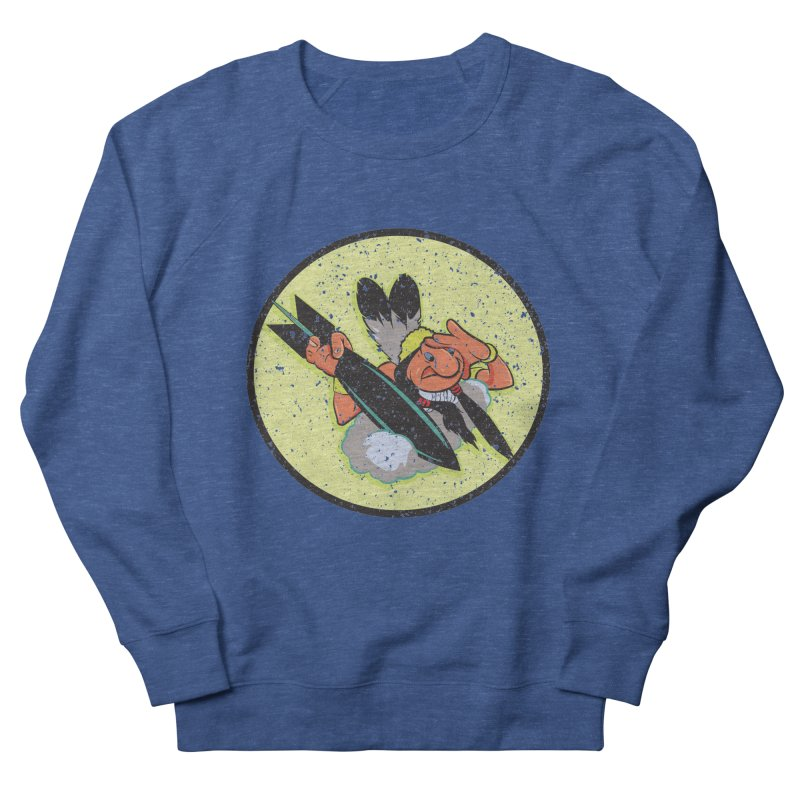 462nd bomber squadron Men's Sweatshirt by goofyink's Artist Shop