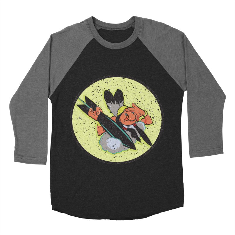 462nd bomber squadron Women's Baseball Triblend Longsleeve T-Shirt by goofyink's Artist Shop