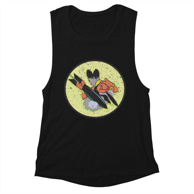 462nd bomber squadron Women's Tank by goofyink's Artist Shop