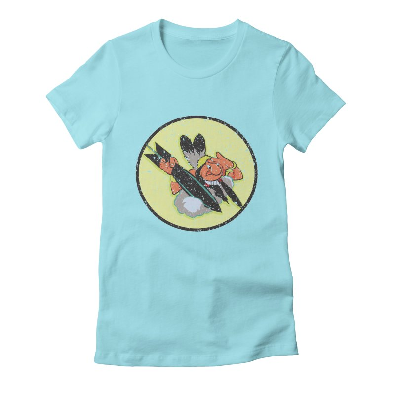 462nd bomber squadron Women's T-Shirt by goofyink's Artist Shop