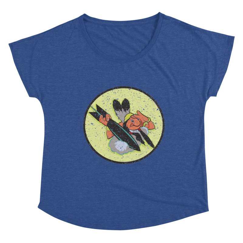 462nd bomber squadron Women's Scoop Neck by goofyink's Artist Shop