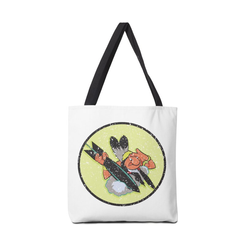 462nd bomber squadron Accessories Bag by goofyink's Artist Shop