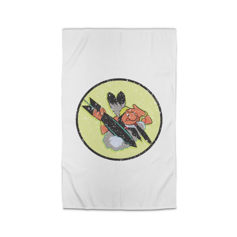 462nd bomber squadron Home Rug by goofyink's Artist Shop