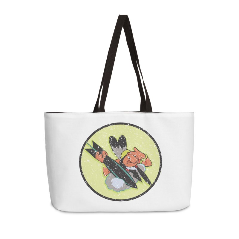 462nd bomber squadron Accessories Weekender Bag Bag by goofyink's Artist Shop