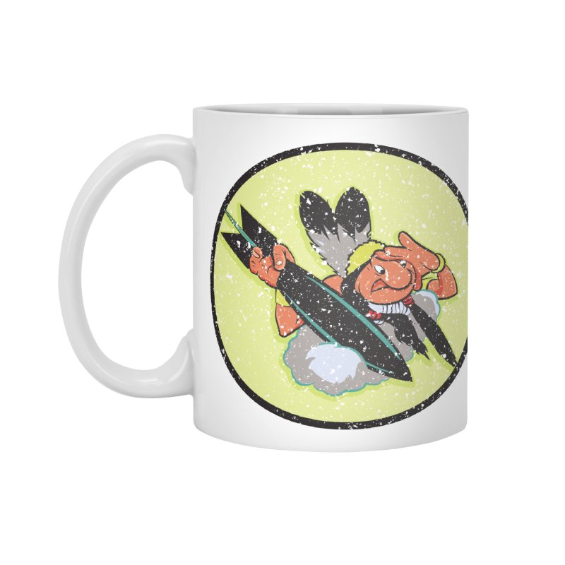 462nd bomber squadron Accessories Mug by goofyink's Artist Shop