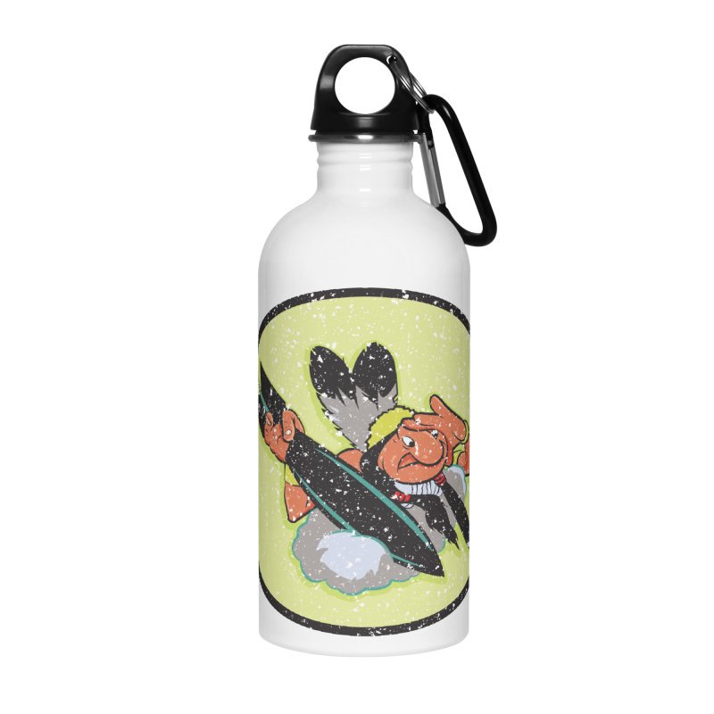 462nd bomber squadron Accessories Water Bottle by goofyink's Artist Shop