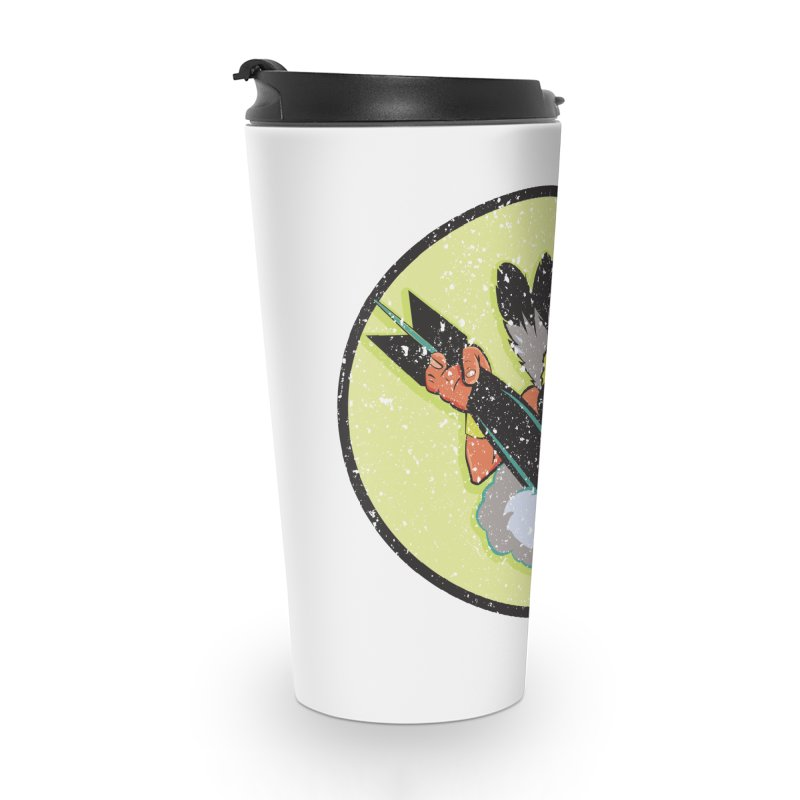 462nd bomber squadron Accessories Travel Mug by goofyink's Artist Shop