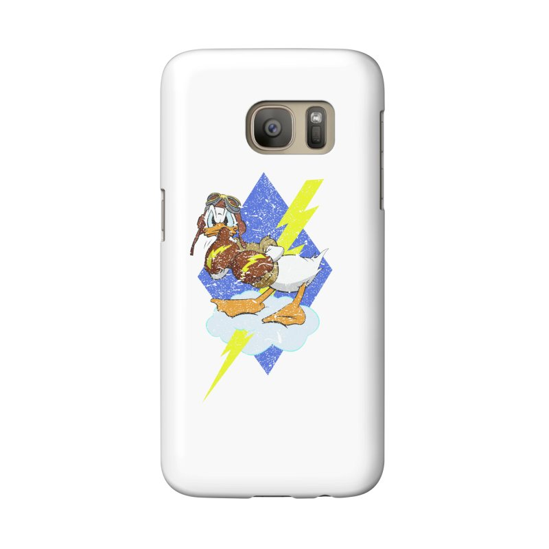 WW II  Bomber Squadron distressed design Accessories Phone Case by goofyink's Artist Shop