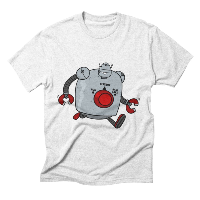 Roton the Robot   by Goopymart + Threadless