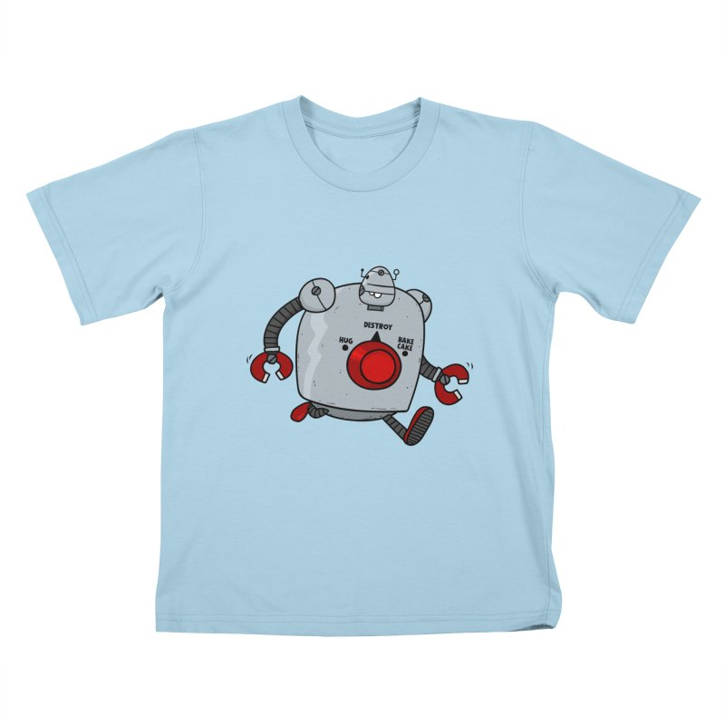 Roton the Robot   by Goopymart + Threadless