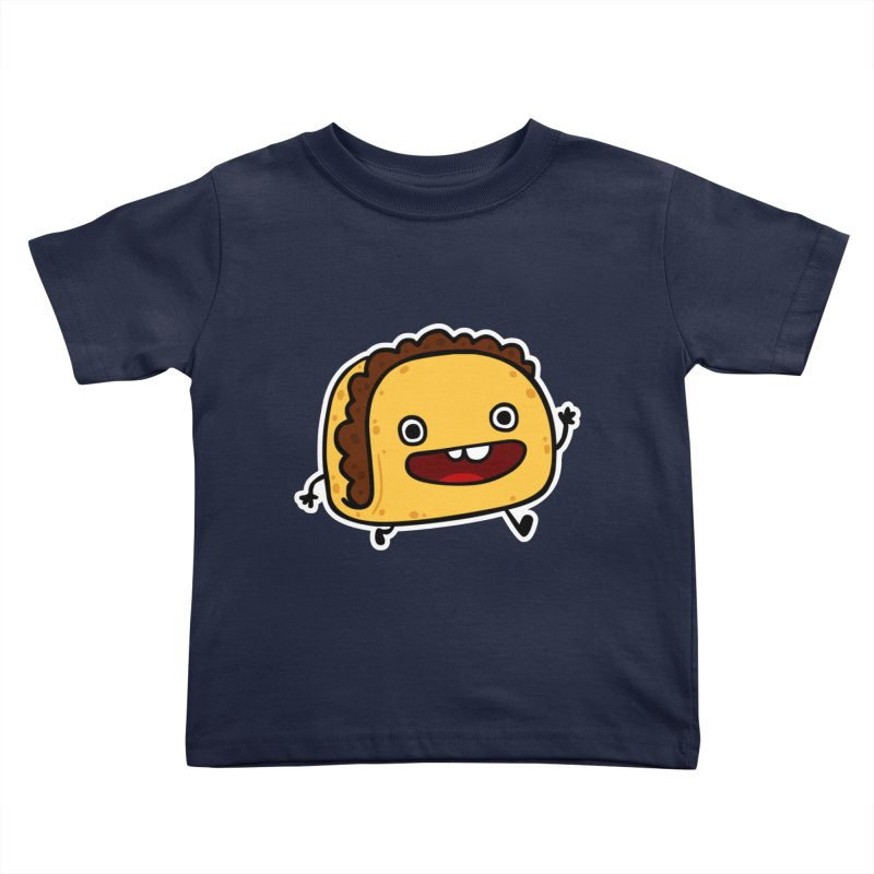 OMG TACO Kids Toddler T-Shirt by Goopymart + Threadless