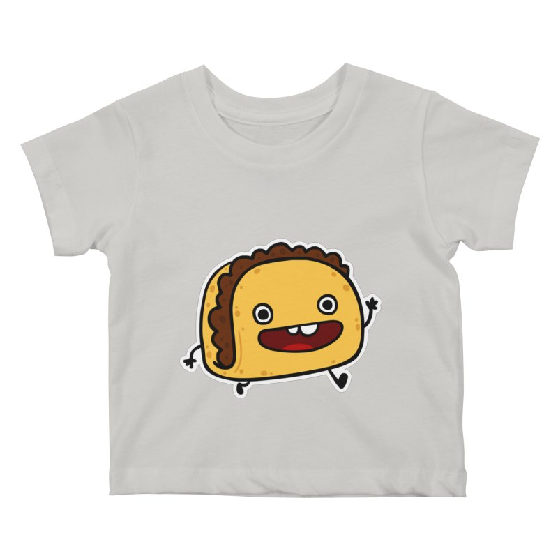 OMG TACO Kids Baby T-Shirt by Goopymart + Threadless