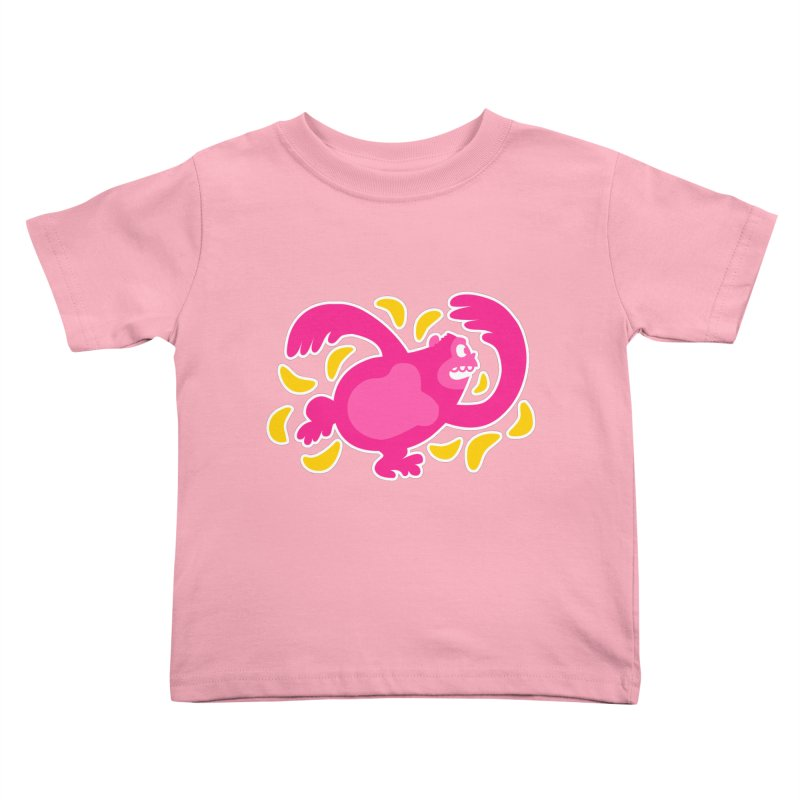 Pink Ape   by Goopymart + Threadless