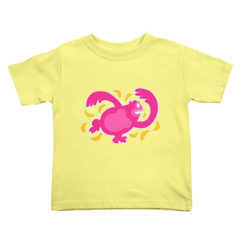 Pink Ape Kids Toddler T-Shirt by Goopymart + Threadless