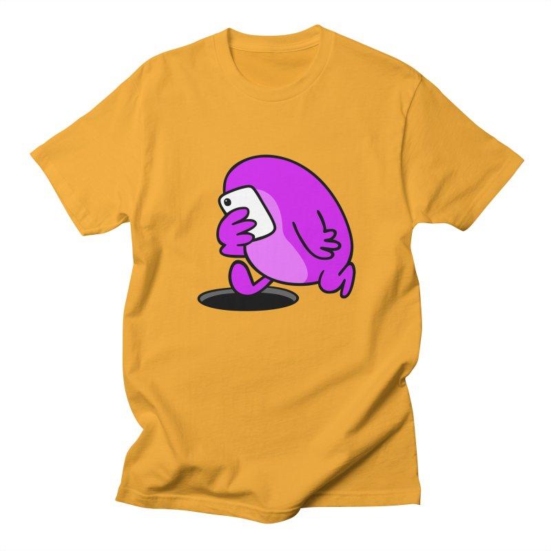 Phoneface Men's T-shirt by Goopymart + Threadless