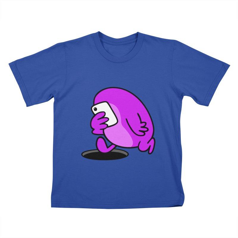 Phoneface Kids T-shirt by Goopymart + Threadless