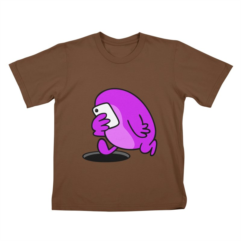 Phoneface Kids T-shirt by Goopymart + Threadless