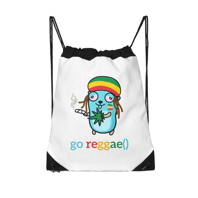 go reggae() Accessories Bag by Be like a Gopher