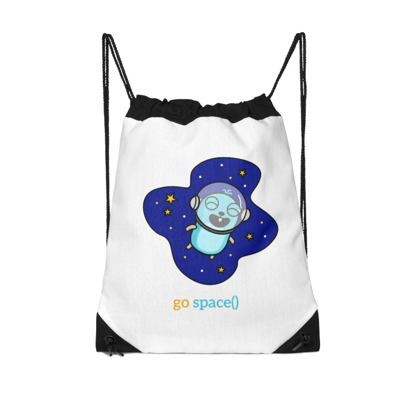 go space() Accessories Bag by Be like a Gopher