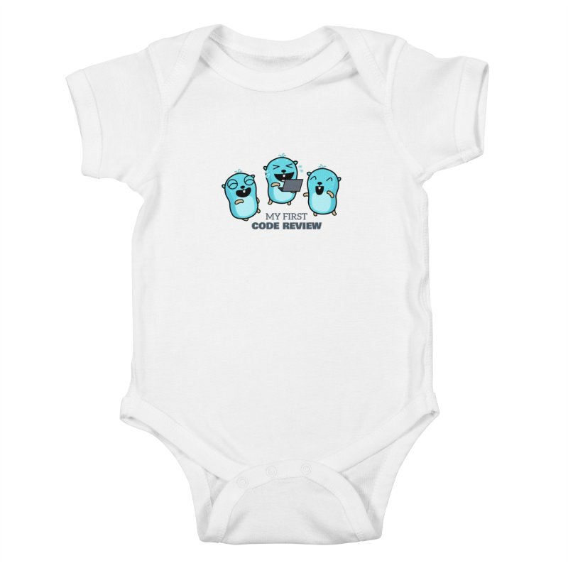 My first code review Kids Baby Bodysuit by Be like a Gopher
