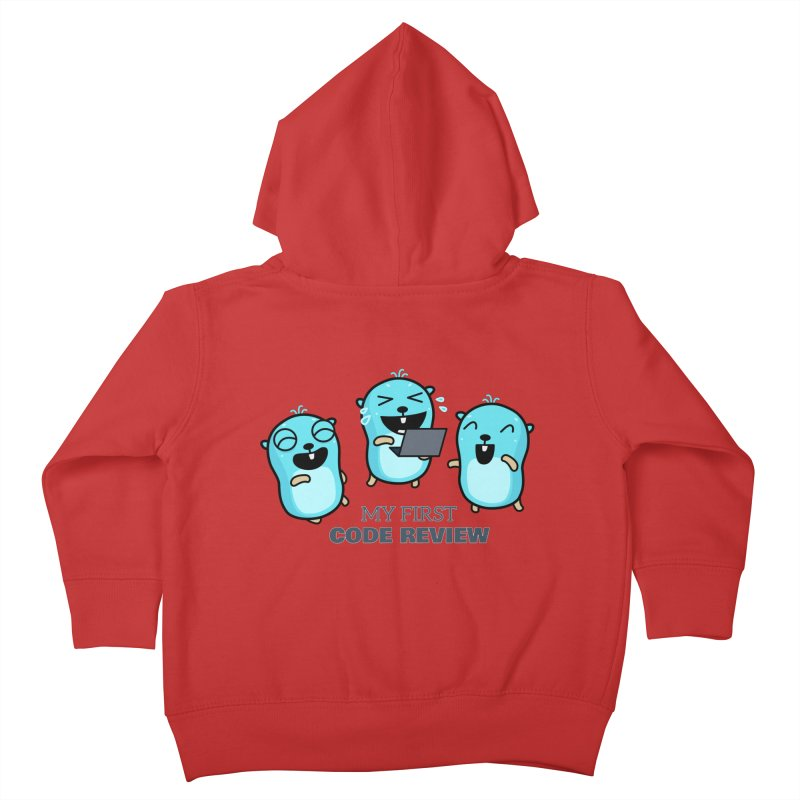 My first code review Kids Toddler Zip-Up Hoody by Be like a Gopher