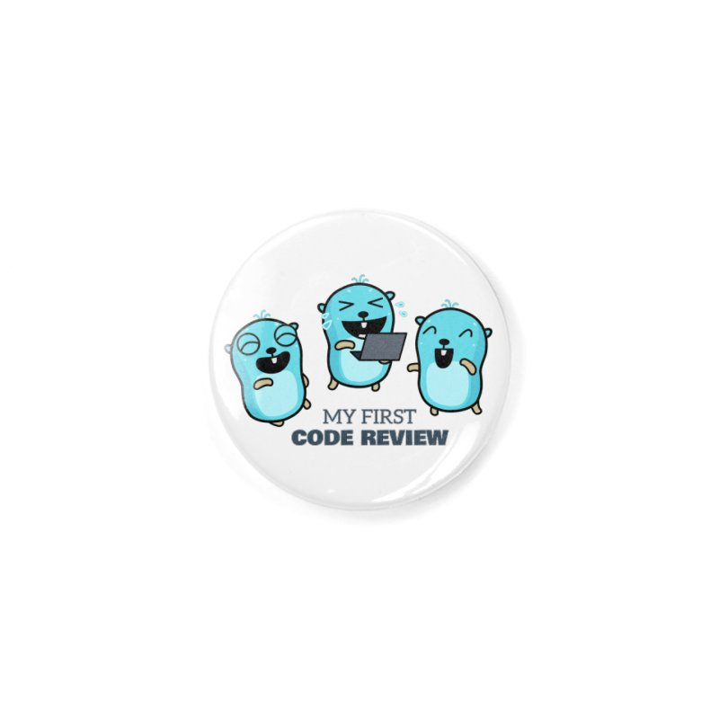 My first code review Accessories Button by Be like a Gopher