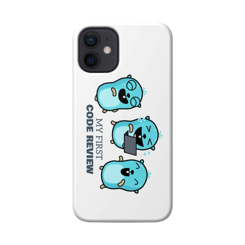 My first code review Accessories Phone Case by Be like a Gopher