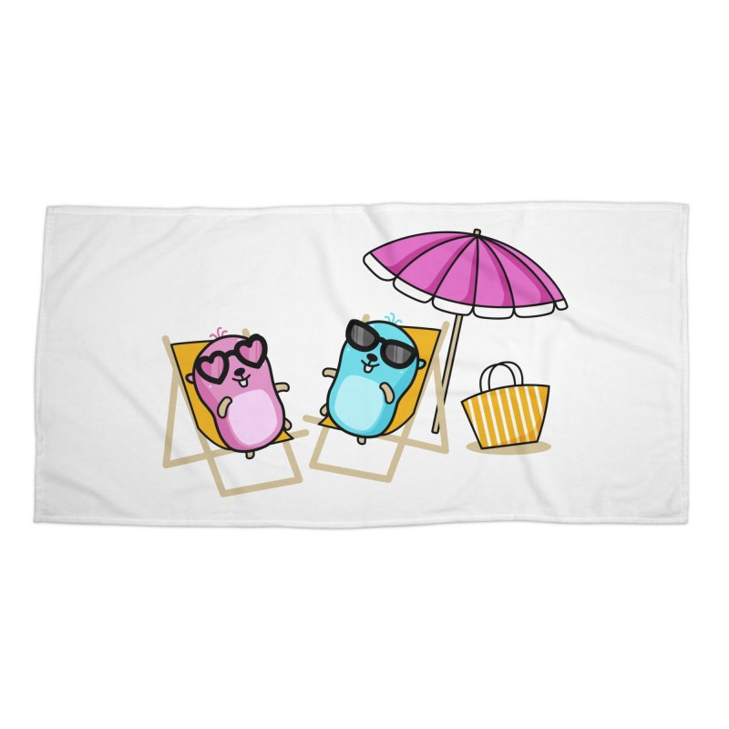 Go to beach Accessories Beach Towel by Be like a Gopher