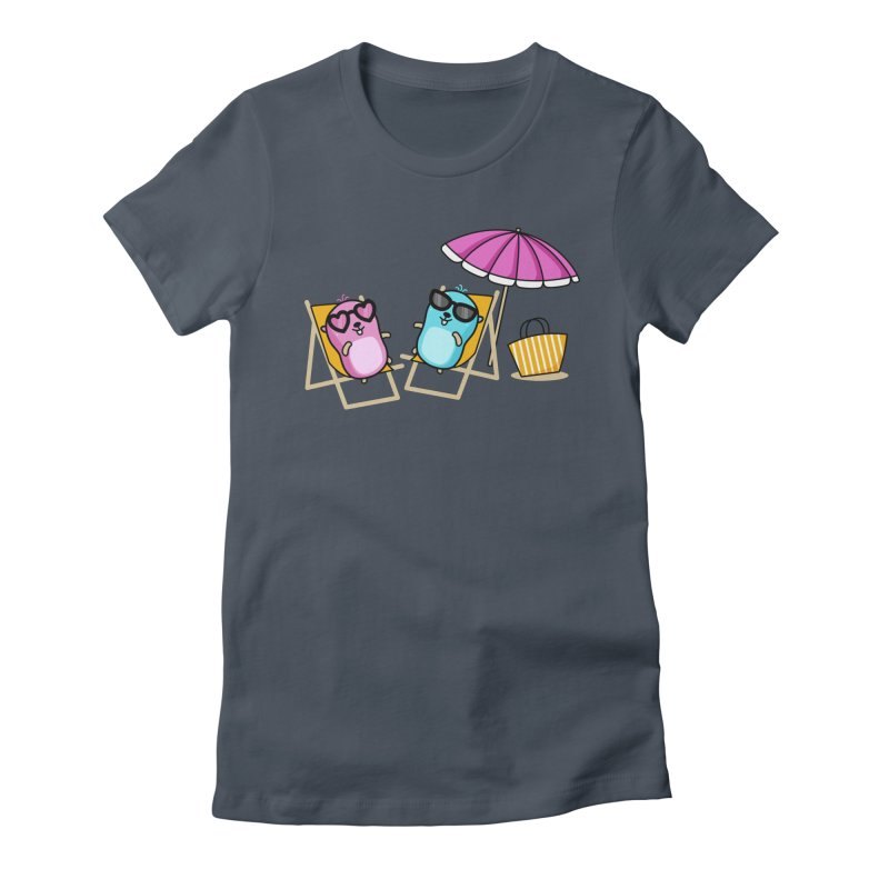 Go to beach Women's T-Shirt by Be like a Gopher