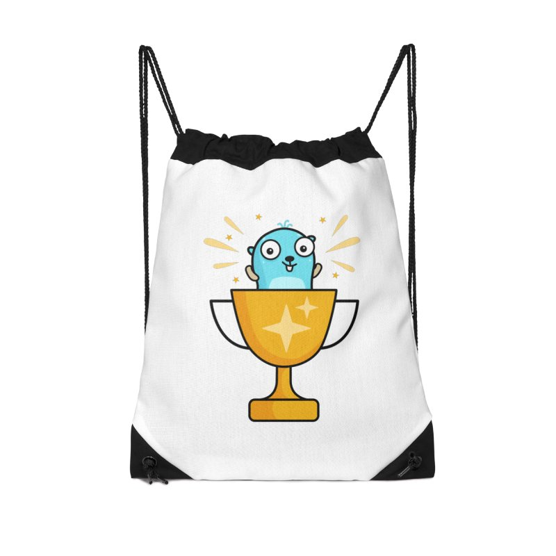 Champion gopher Accessories Bag by Be like a Gopher