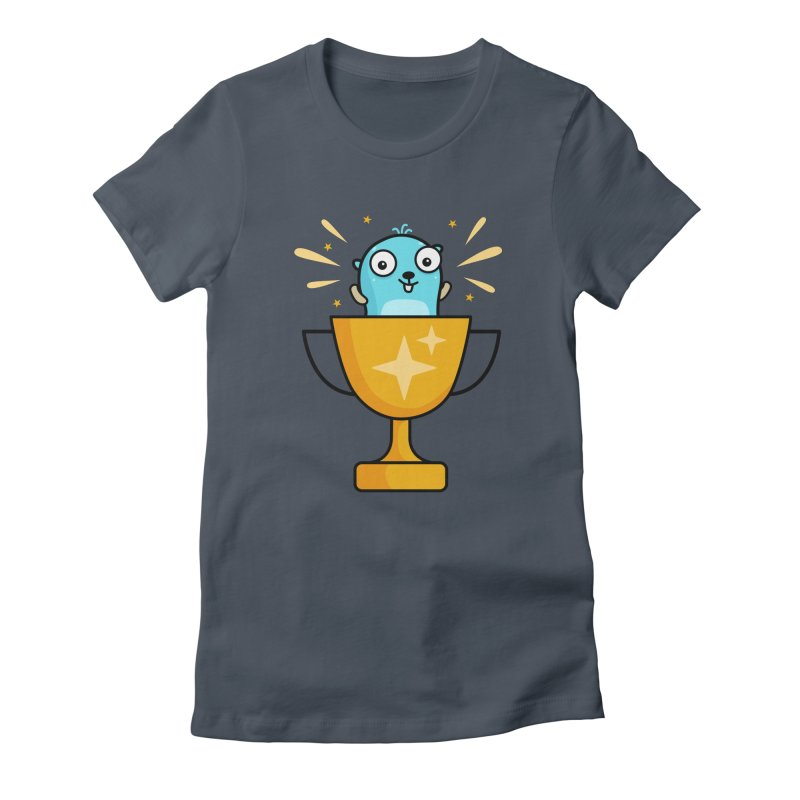 Champion gopher Women's T-Shirt by Be like a Gopher