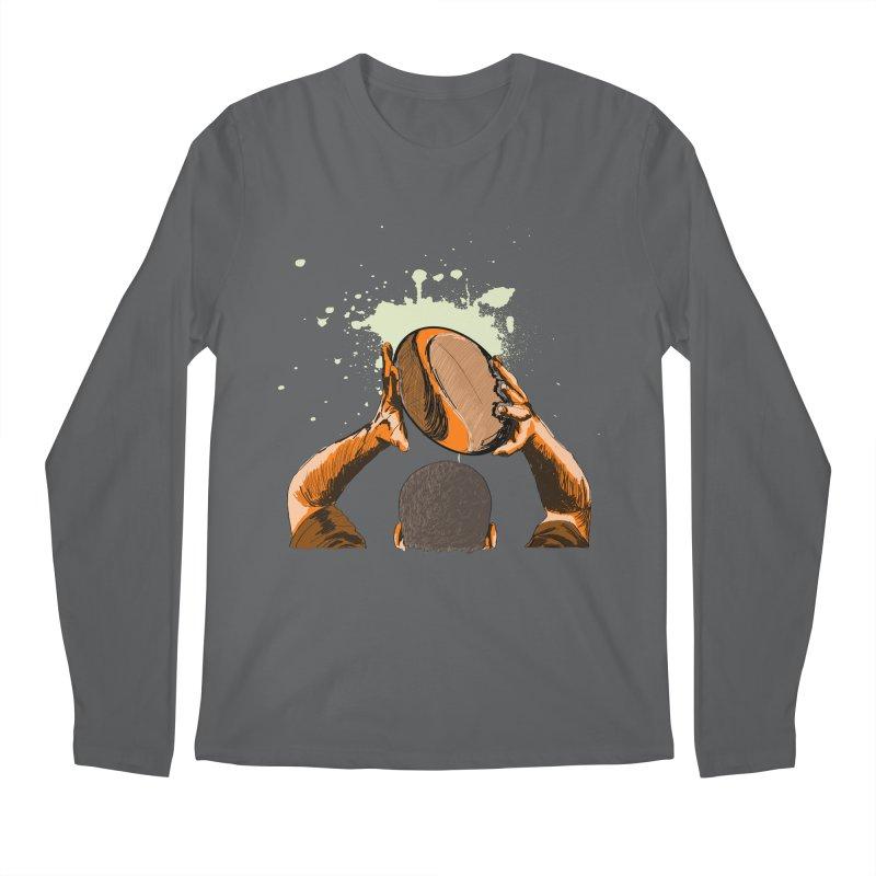 T. N. J. RUGBY Men's Longsleeve T-Shirt by goreccs's Artist Shop